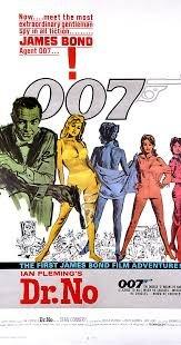 James Bond 007:Dr. No / Доктор Но (1962)