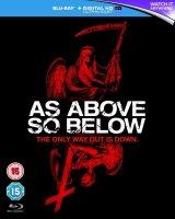 As Above, So Below / Както горе, така и долу (2014)