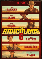 The Ridiculous 6 / Абсурдната шестица (2015)