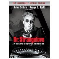 Dr. Strangelove or: How I Learned to Stop Worrying and Love the Bomb / Доктор Стрейнджлав или Как престанах да се безпокоя и обикнах бомбата (1964)