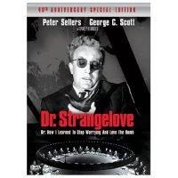 Dr. Strangelove or: How I Learned to Stop Worrying and Love the Bomb / Доктор Стрейнджлав или Как престанах да се безпокоя и обикнах бомбата (1964)