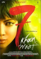 7 Khoon Maaf / 7 мъже (2011)