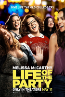Life of the Party / Безкраен купон (2018)